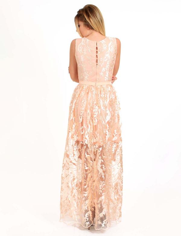 Сукня вечірня Enigma Агостіно рожеве, фото 2