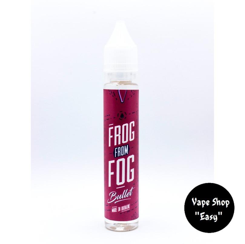 Frog From Fog Bullet 30 ml Премиум жидкость (заправка) для электронных сигарет\вейпа.
