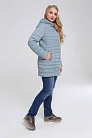 Женская куртка большого размера весна-осень  Розалия  Nui Very (Нью вери)