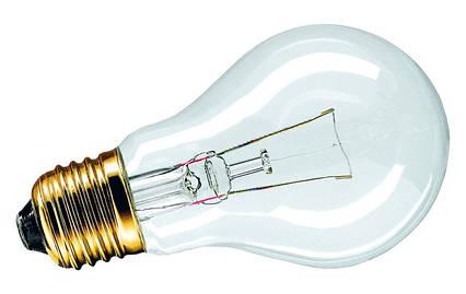 Лампа накаливания ЛОН 40 Ватт
