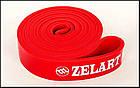 Резиновая петля Красная S 11-36 кг/ Резина для подтягивания / Эспандер /Фитнес резинка • Zelart •, фото 5