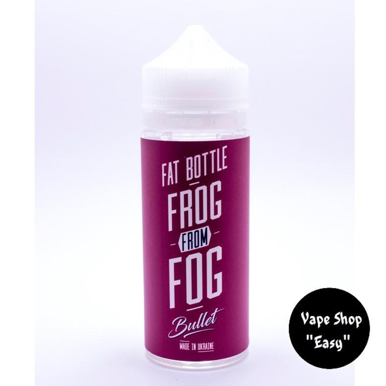 Frog From Fog Bullet 120 ml Премиум жидкость для вейпа.