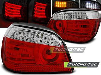 Фонари задние оптика BMW E60 (03-07)