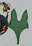 Жіночий купальник відрядний з глибоким вирізом (2 кольори), фото 2