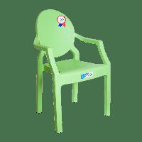 Крісло дитяче Irak Plastik Afacan зелене