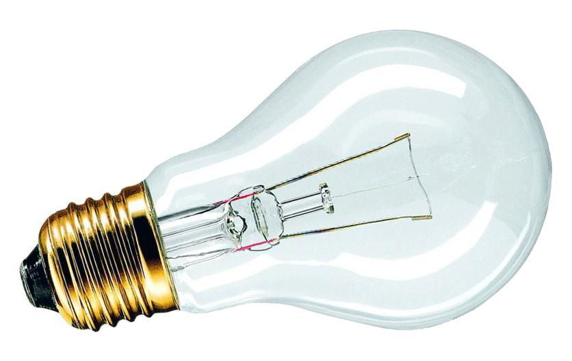 Лампа накаливания ЛОН 75 Ватт