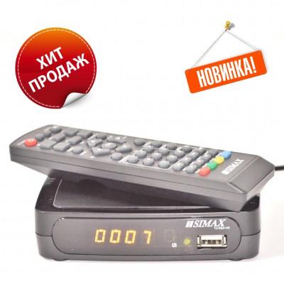 SIMAX RED - Цифровой эфирный Т2 ресивер