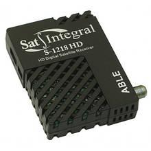 Sat-Integral S-1218 HD - Спутниковый ресивер ABLE
