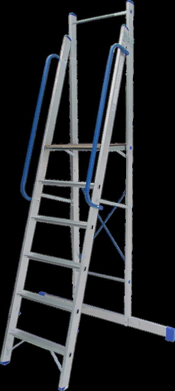 Драбина-поміст ELKOP TOR706 (6 ст., верх.ст.-1.4 м)