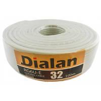Коаксиальный кабель Dialan RG6U-32W