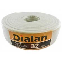 Коаксіальний кабель Dialan RG6U-32W