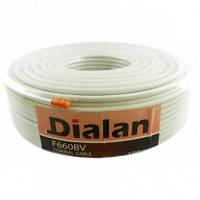 Коаксиальный кабель Dialan F660BV