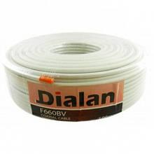 Коаксіальний кабель Dialan F660BV