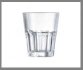 """L0954 Склянка низька 200 мл серія """"Нова Америка"""""""