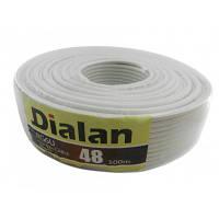 Коаксиальный кабель Dialan RG6U 48W, фото 1