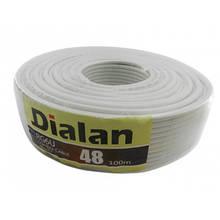 Коаксіальний кабель Dialan RG6U 48W