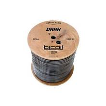 Коаксіальний кабель BiCoil F660BV DARK
