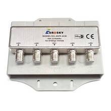 DiSEqC 2.0 4x1 Eurosky DSW-4130 (в кожухе)