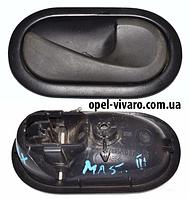 Ручка двери внутр. задняя правая двойная кабина Renault Master III 2010-2018