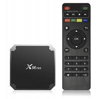 Smart TV Box X96 mini - Смарт ТВ приставка