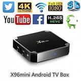 Smart TV Box X96 mini - Смарт ТВ приставка, фото 4