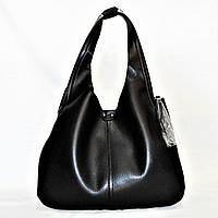 Женская сумочка из искусственной кожи черного цвета СCV-630031, фото 1