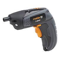 Аккумуляторный шуруповерт-электроотвертка Meister i-drill pico 3.0
