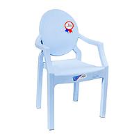 Кресло детское Irak Plastik Afacan синее, фото 1