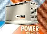 Огляд генератори Generac