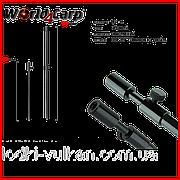 Винтовые телескопические стойки World4Carp W206 40-70см