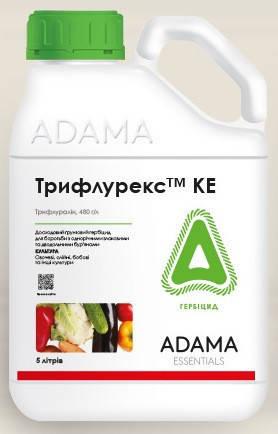 Гербицид, Адама, Трифлурекс 480 КЭ, Adama, фото 2
