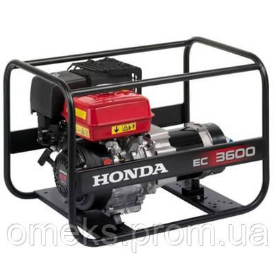 Бензиновый генератор HONDA EC3600K1 GVW