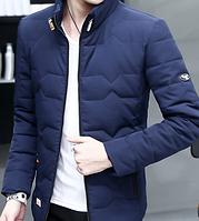 Мужская весенняя куртка. Модель 1827., фото 4