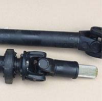 Передача карданная МАЗ L=3255мм и max ход 80мм, 8 отв,d=10,1 (пр-во Белкард) 53366-2201006