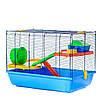 Клетка для джунгарского хомяка SKIPPER COLOR Inter Zoo G265 (580*380*420 мм)