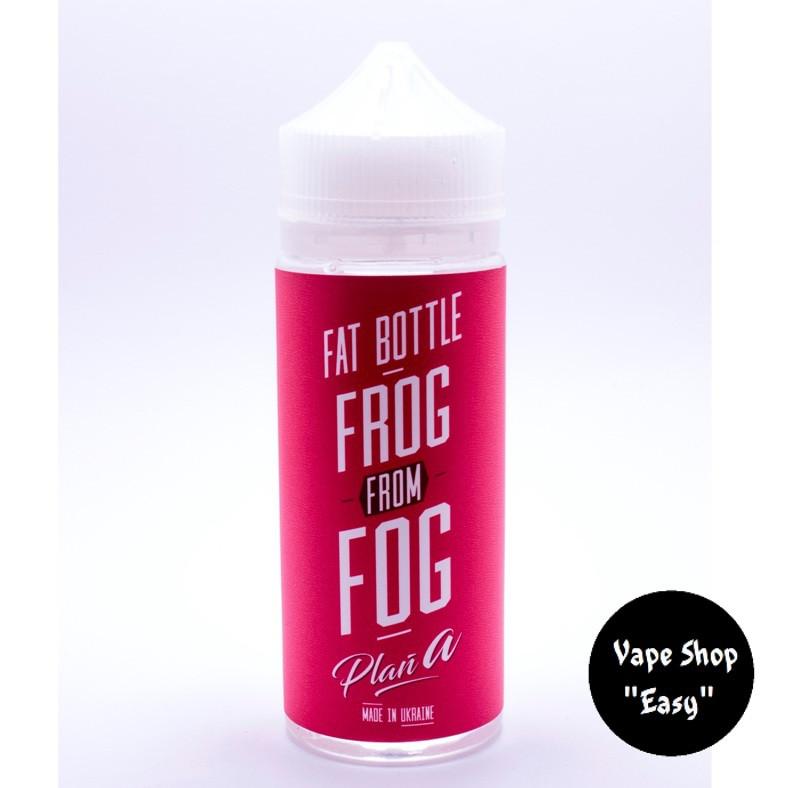 Frog From Fog Plan A 120 ml Премиум жидкость (заправка) для электронных сигарет\вейпа.