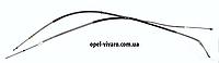 Трос стояночного тормоза зад комплект под диски FWD Renault Master III 2010-2018
