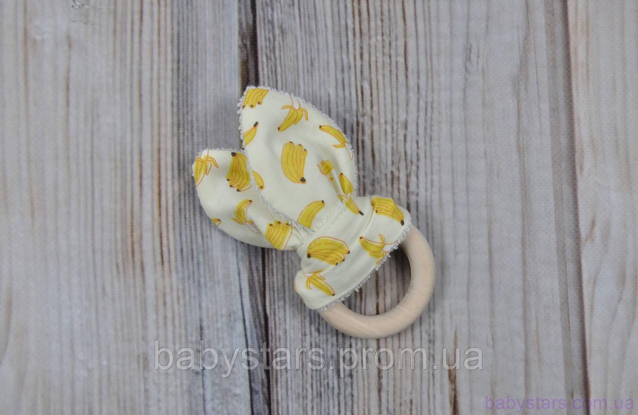 Эко-грызушка «Doubleeyes», бананы
