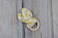 Эко-грызушка «Doubleeyes», бананы, фото 1