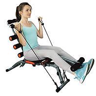 Тренажер для спины и пресса Six Pack Care