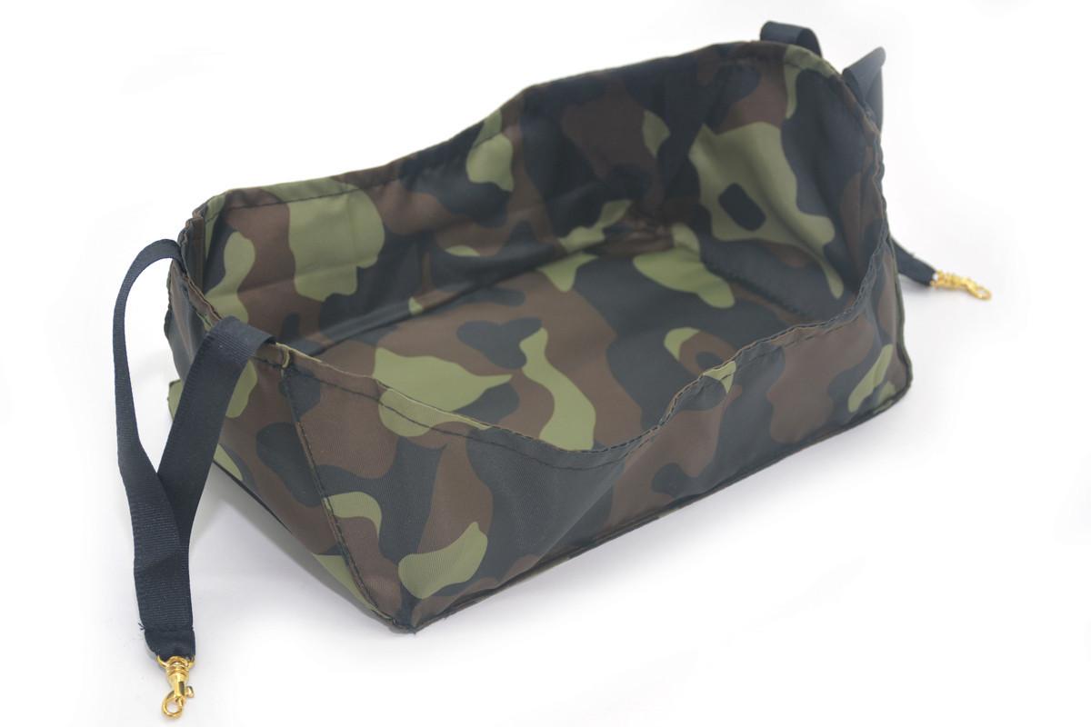 Гамак для хомяка Турист 100х80х65 камуфляж НАТО
