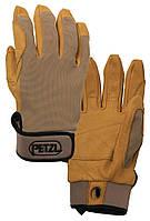 Перчатки для работы с веревкой PETZL CORDEX ЖЕЛТЫЕ (Артикул: K 52 MT)