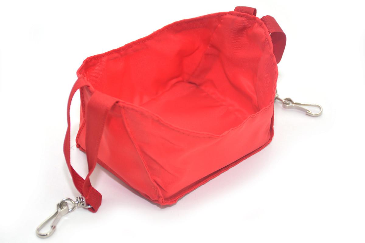 Гамак для хомяка Турист 100х80х65 красный