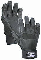 Перчатки для работы с веревкой  PETZL CORDEX PLUS ЧЕРНЫЕ (Артикул: K 53 LN)