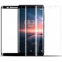 Защитное стекло Mofi 3D Tempered Glass для Nokia 8 Sirocco, 0.3мм 9H