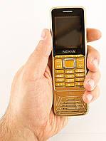 Стильный мобильный телефон Nokia S810 (2 sim).  Качественный телефон на гарантии. Недорогой . Код: КТМ140