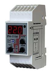 Реле контроля напряжения РН-111М Новатек Электро