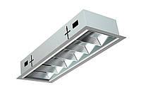 Люминесцентные светильники ALM/R с компактными люминесцентными лампами
