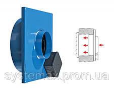 ВЕНТС ВЦ-ВК 125 (VENTS VC-VK 125) круглый канальный центробежный вентилятор, фото 2