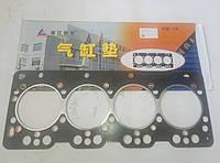 Прокладка головки блока цилиндров Xinchai 490BPG № 490B01004, фото 1